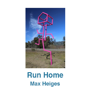 Run Home by Max Heiges
