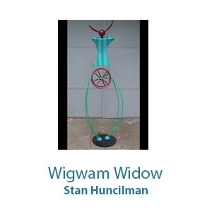 Wigwam Widow by Stan Huncilman