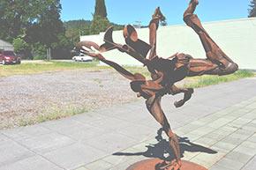 Acrobat by Bryan Tedriick