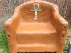 Ankh Throne