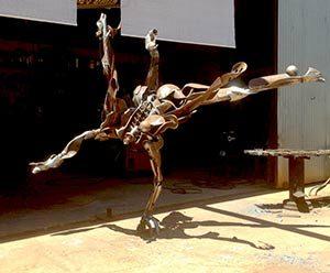 Acrobat by Bryan Tedrick