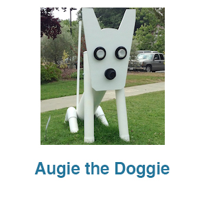 Augie The Doggie