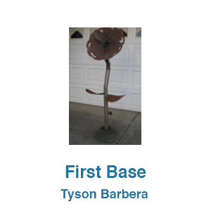 First Base by Tyson Barbera