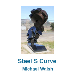 Steel S Curve by Michael Walsh